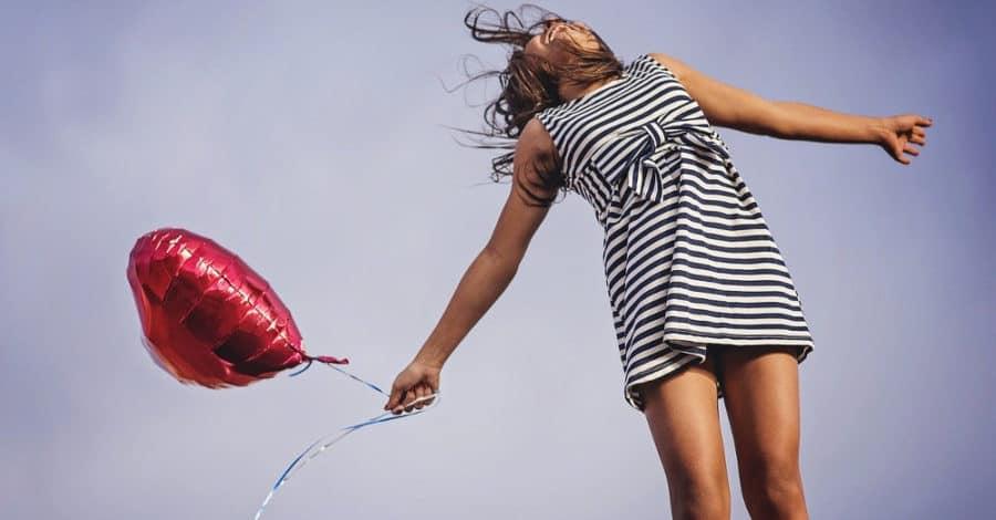 gelukkig zijn met jezelf op valentijn